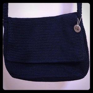The Sak chrochet crossbody bag